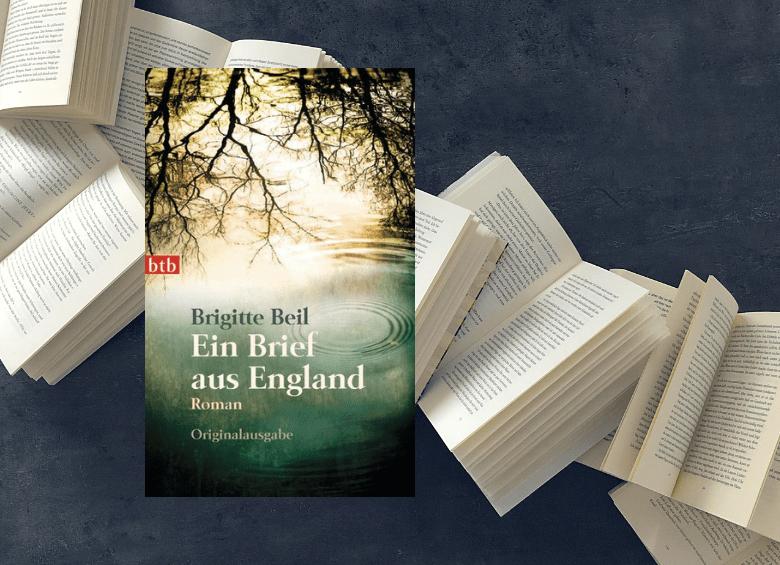 Ein Brief aus England - Brigitte Beil