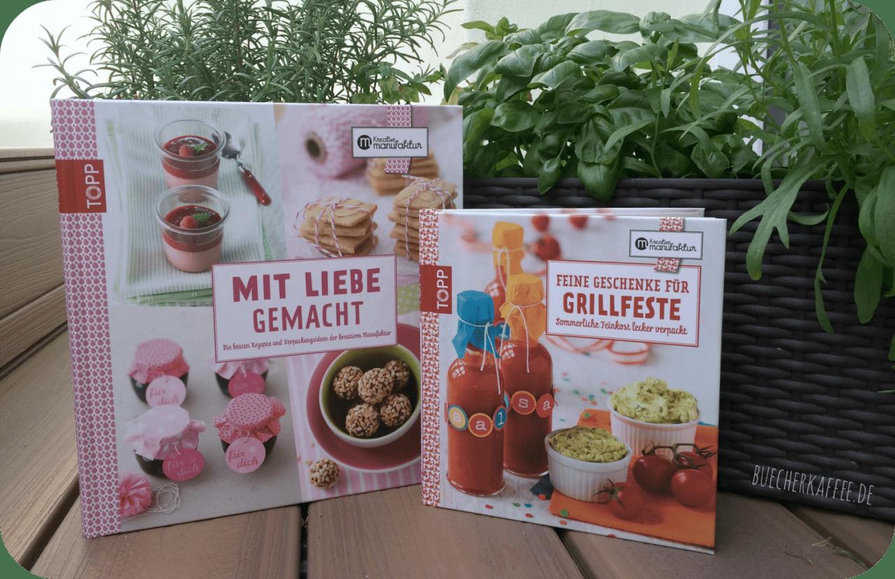 Rezension || Die kreative Manufaktur | Geschenke aus der Küche ...
