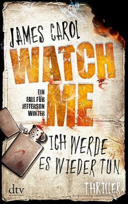 Cover-Watch me-James Carol