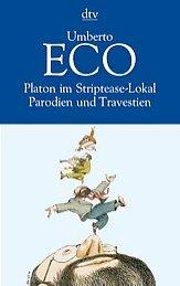 Cover - Platon im Striptease-Lokal - Umberto Eco