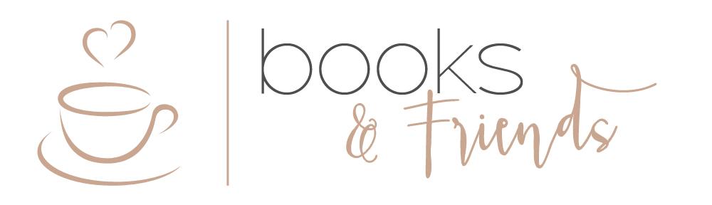 Logo - Books & Friends Büchertreff in Bad Rappenau