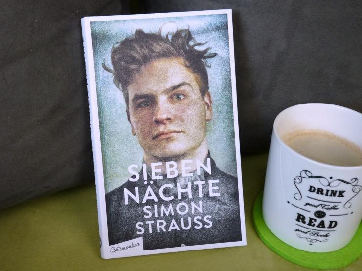 Rezension Sieben Nächte Simon Strauss Buecherkaffeede