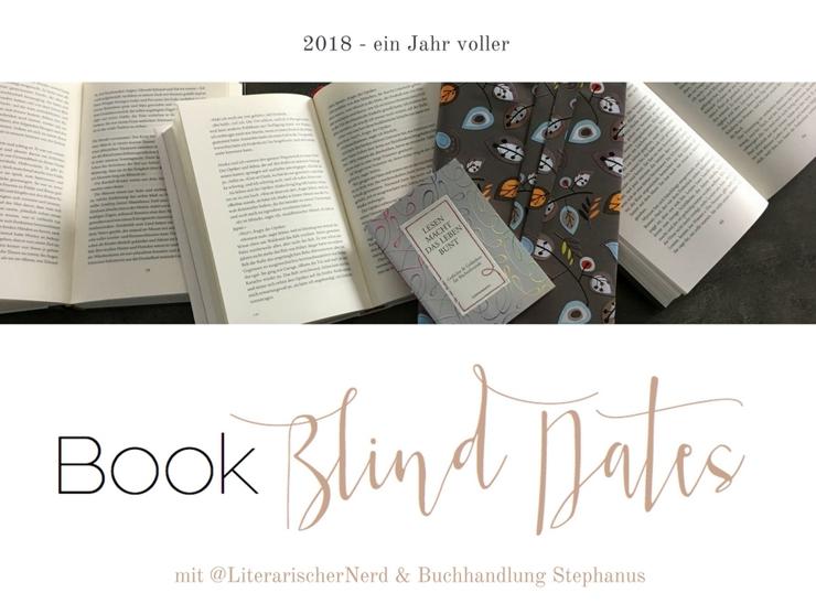 2018 - Mein Jahr voller Book Blind Dates
