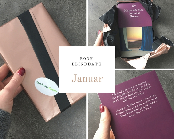 Sturmflut - Mein Book Blind Date im Januar