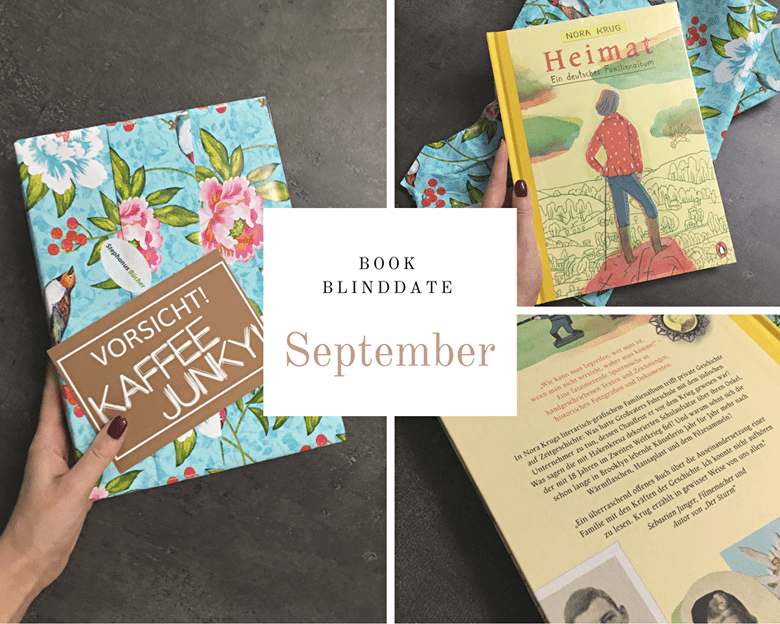 "Book Blind Date September: ""Heimat"" von Nora Krug"