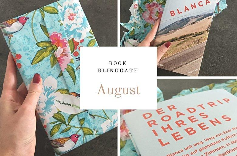 Booklinddate August - Blanca von Mercedes Lauenstein
