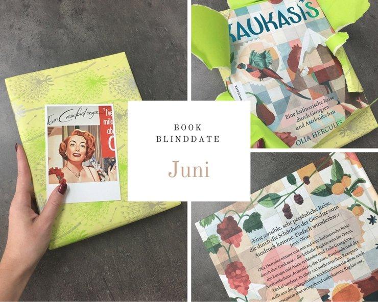 Kaukasis - Mein Book Blind Date im Juni