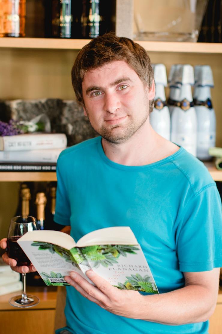 Sebastian Herz - Bücherkaffee - Buecherkaffee