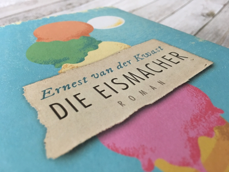 Die Eismacher - Ernest van der Kwast