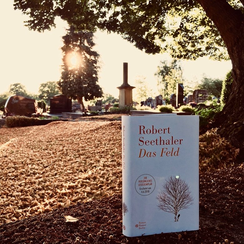 Das Feld | Robert Seethaler