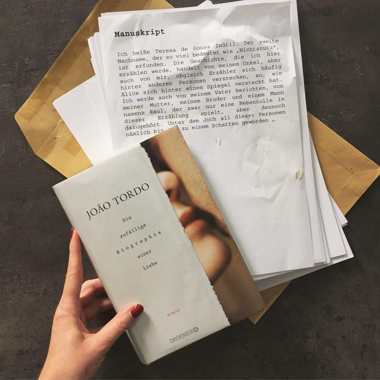 Die zufällige Biografie einer Liebe - João Tordo