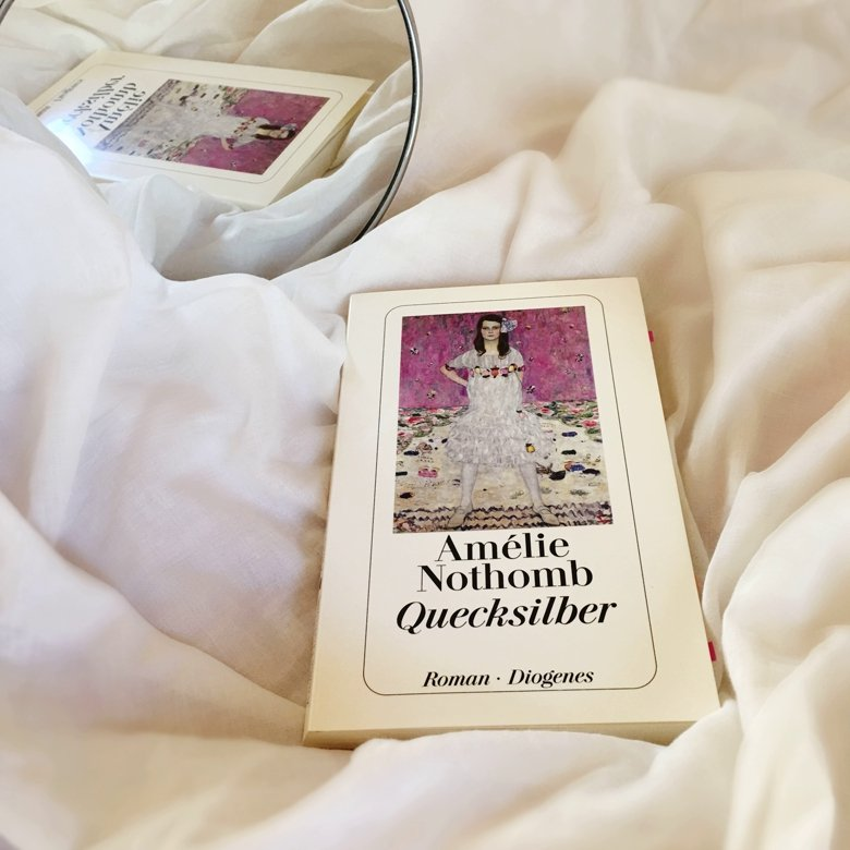 Quecksilber - Amélie Nothomb