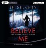 Believe Me - Spiel Dein Spiel. Ich spiel es besser. Book Cover