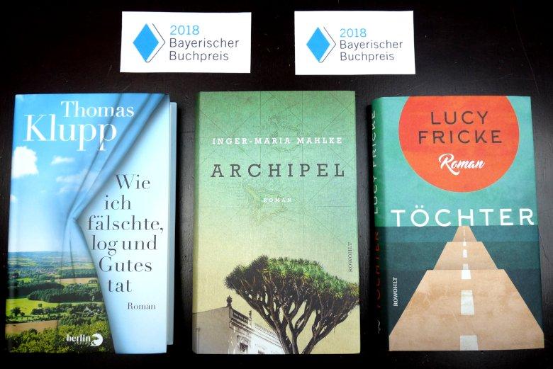 Bayerischer Buchpreis 2