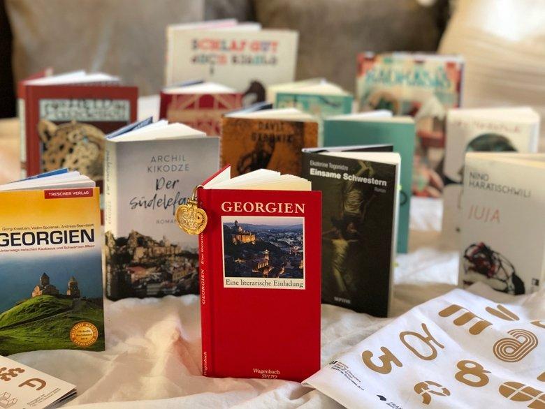 Georgien - Eine literarische Einladung