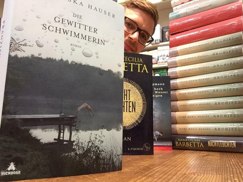 Florian Valerius - offizieller Buchpreisblogger des Deutschen Buchpreises