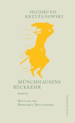 Münchhausens Rückkehr Book Cover