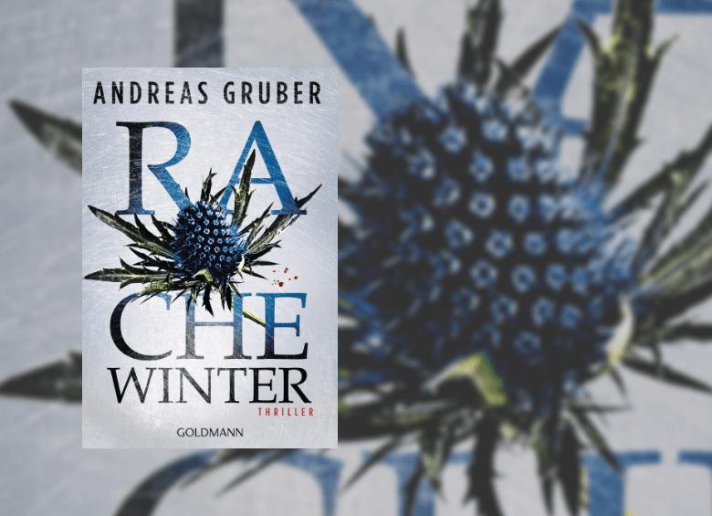 Cover: Rachewinter von Andreas Gruber