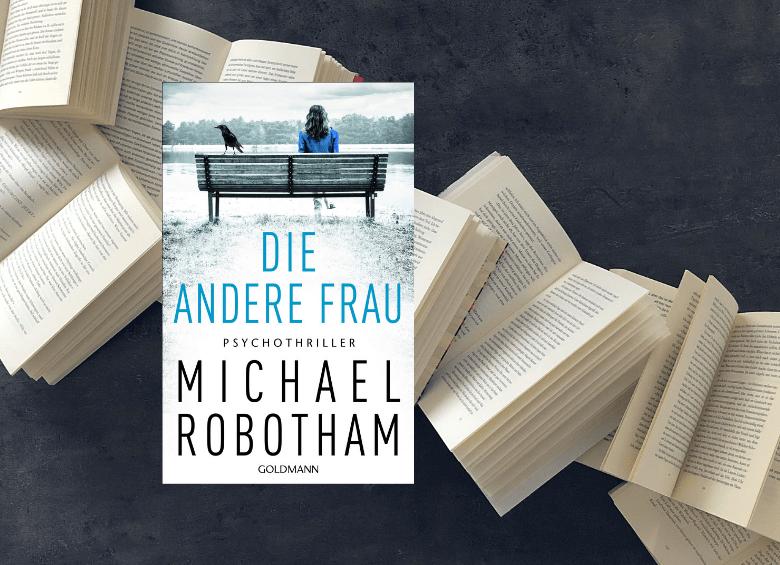 Cover: Die andere Frau - Michael Robotham
