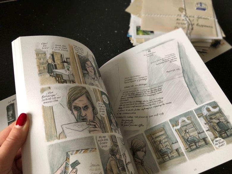 Irmina | Barbara Yelin | Reprodukt Verlag