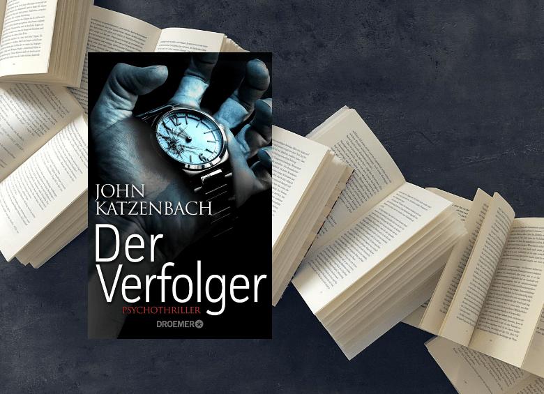 Cover Der Verfolger - John Katzenbach