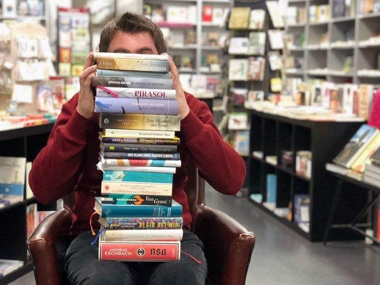 Bücher Highlights 2018 inklusive Gewinnspiel