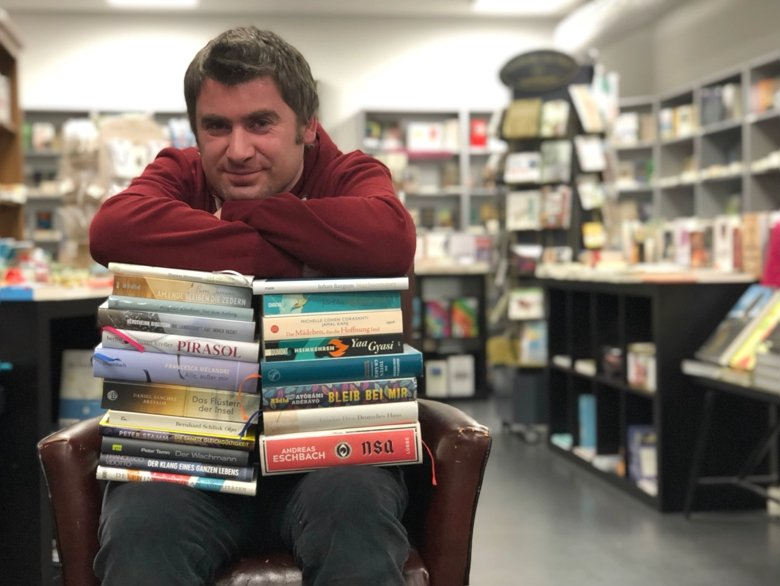 Literarischer Jahresrückblick 2018 inklusive Gewinnspiel