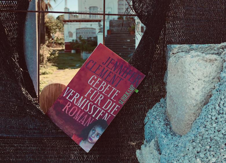 Cover: Jennifer Clement - Gebete für die Vermissten