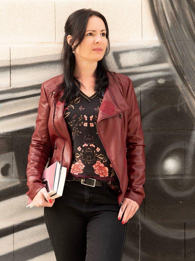 Alexandra Stiller, Bloggründerin