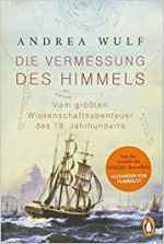Die Vermessung des Himmels (original: Chasing Venus. The Race to Measure the Heavens Book Cover