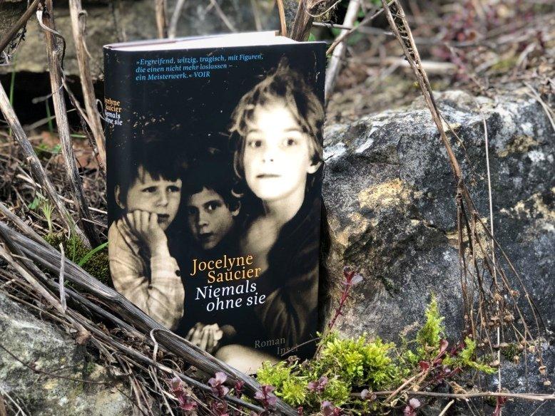 Jocelyne Saucier - Niemals ohne sie - Suhrkamp, Insel Verlag