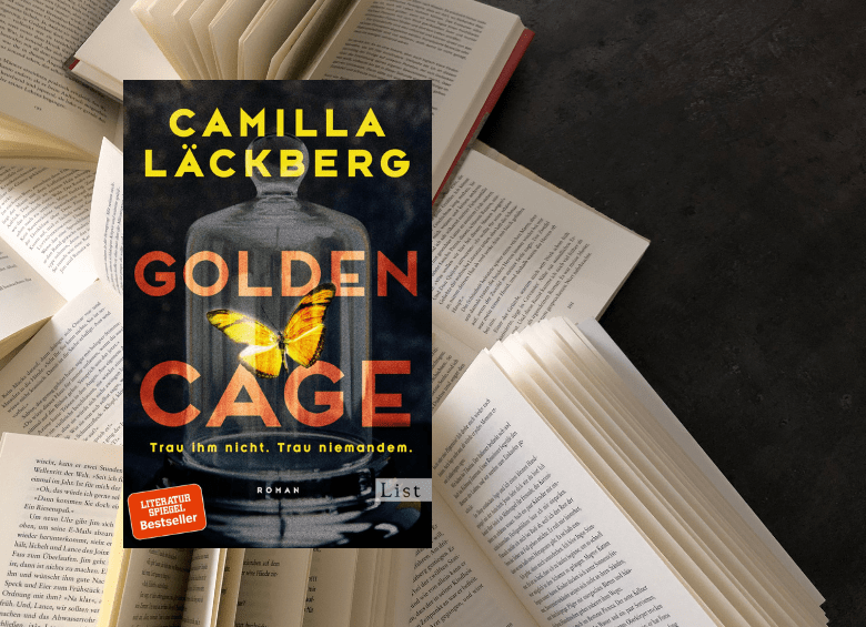 Camilla Läckberg - Golden Cage - Rezension - Psychothriller