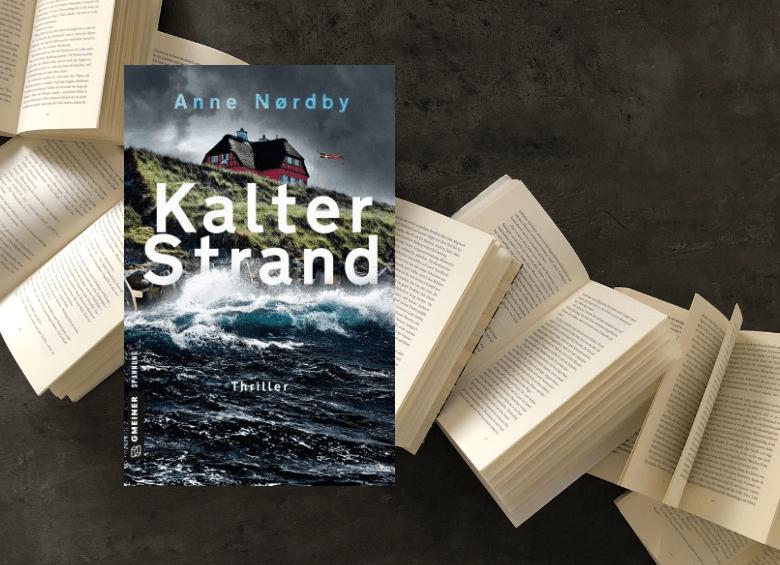 Cover: Kalter Strand | Anne Nordby | Gmeiner Verlag