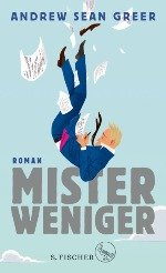 Mister Weniger Book Cover