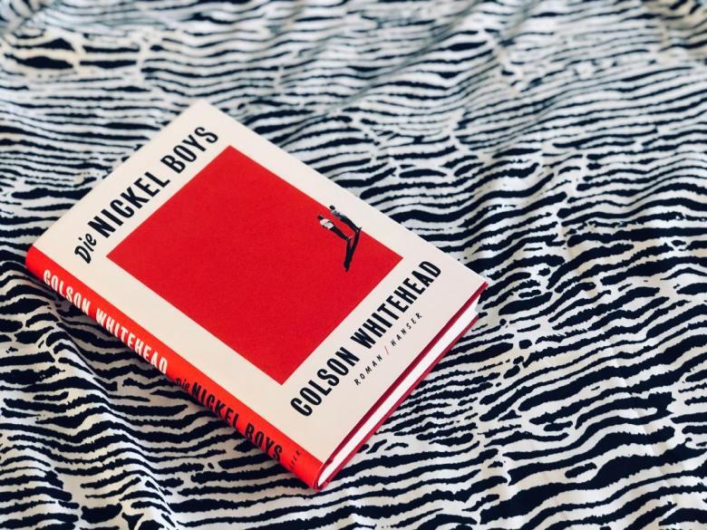Colson Whitehead - Die Nickel Boys - Hanser Literaturverlag