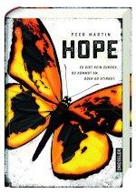 Hope – Es gibt kein zurück. Du kommst an. Oder du stirbst. Book Cover
