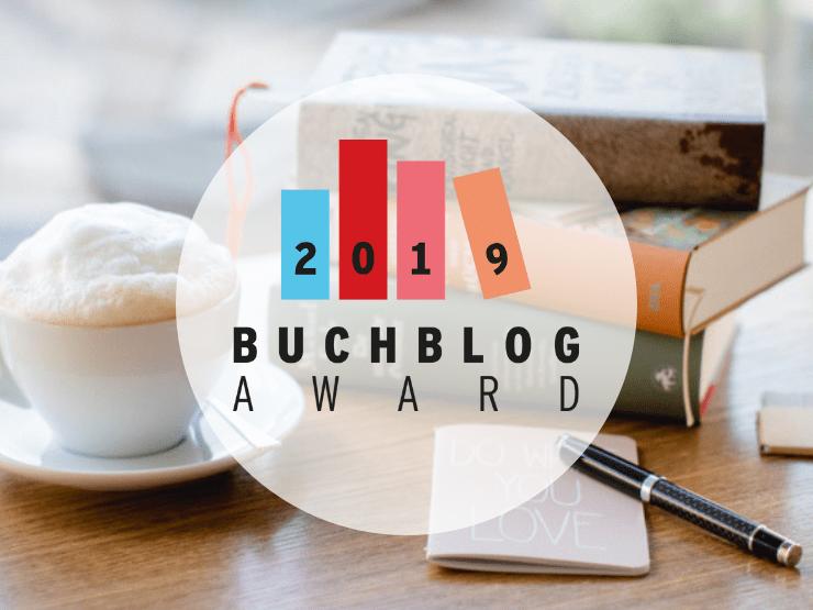 Buchblog Award 2019 - Bücherkaffee - Alexandra Stiller