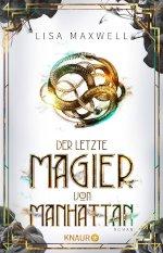 Der letzte Magier von Manhattan Book Cover