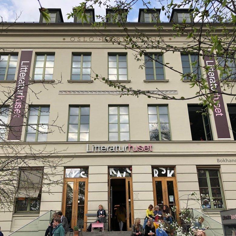 Das 1. Tysk-Norsk-Litteraturfestival im Osloer Literaturhaus