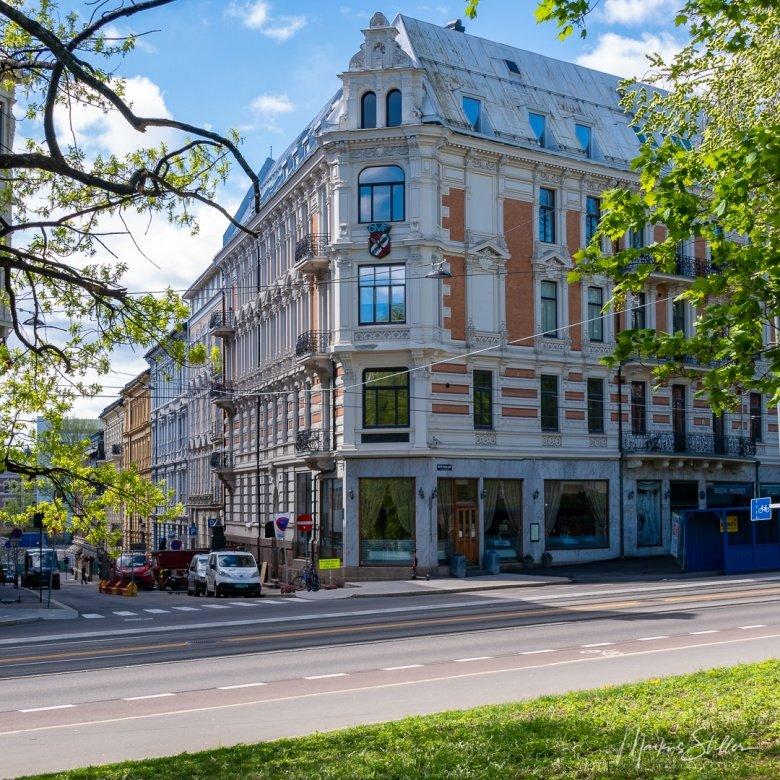 Das Henrik Ibsen Museum in Oslo
