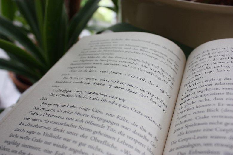 Margaret Atwood - Oryx und Crake - Piper Verlag - Rezension Buecherkaffee