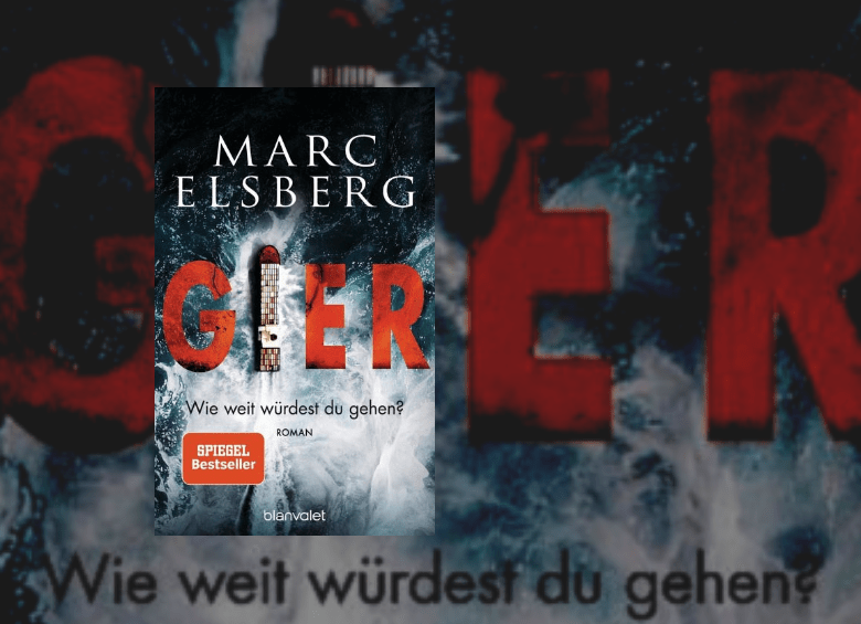 Gier - Marc Elsberg - Thriller - Blanvalet Verlag - Buecherkaffee.de
