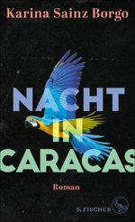 Nacht in Caracas Book Cover