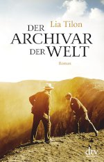 Der Archivar der Welt Book Cover