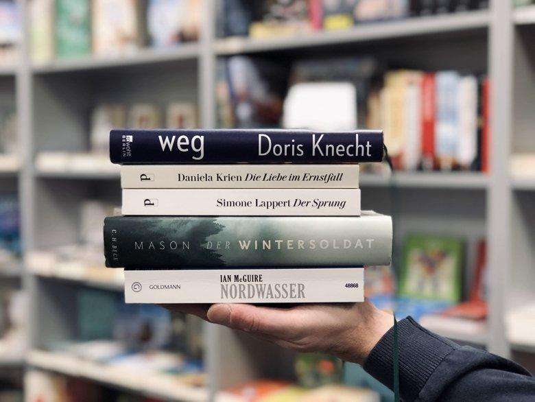 Sebastians literarischer Rückblick 2019 - Bücher 6-10