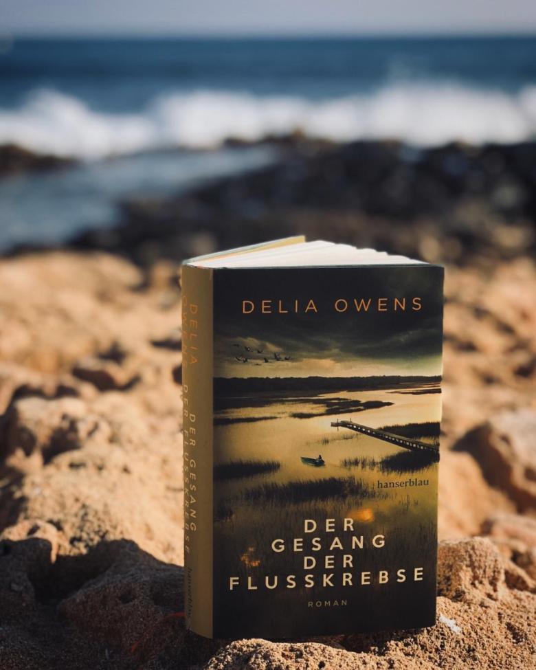 Delia Owens - Der Gesang der Flusskrebse - Rezension - buecherkaffee.de