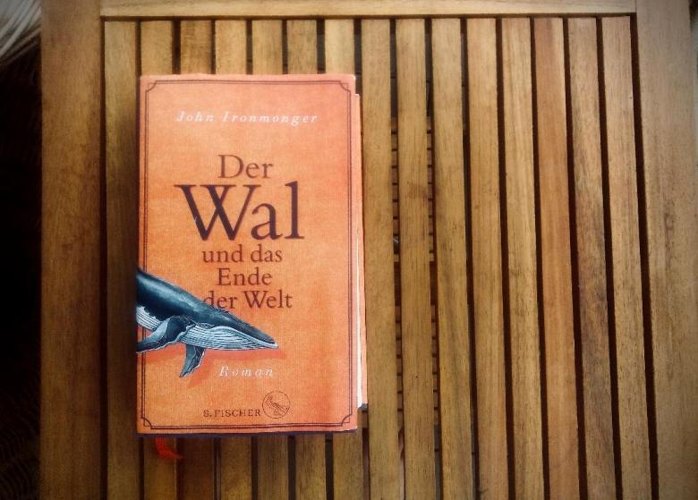 John Ironmonger | Der Wal und das Ende der Welt | Rezension buecherkaffee.de