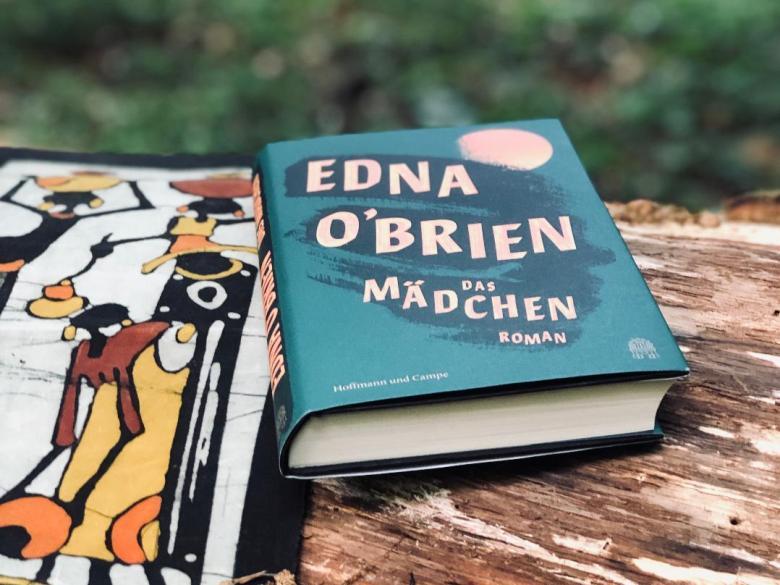 Edna O`Brien - Das Mädchen - Rezension BücherKaffee, Alexandra Stiller