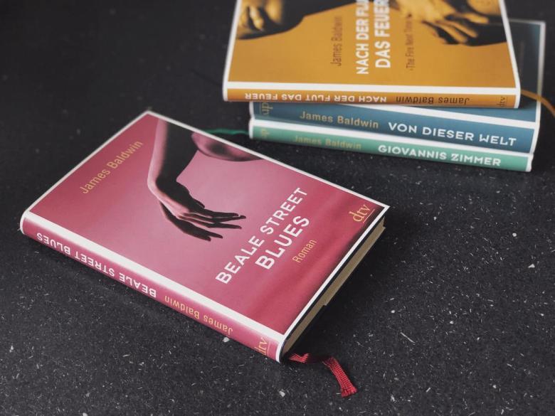 James Baldwin | Beale Street Blues || Buchvorstellung BücherKaffee, Alexandra Stiller