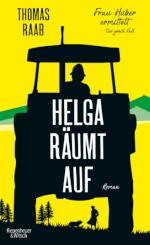 Helga räumt auf Book Cover